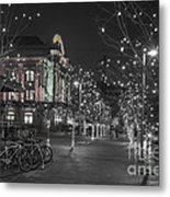 Union Station In The Winter Metal Print