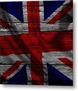 United Kingdom Metal Print
