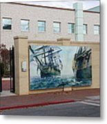 United States Naval Academy In Annapolis Md - 12122 Metal Print