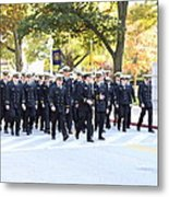 United States Naval Academy In Annapolis Md - 121240 Metal Print by DC Photographer