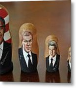 United States Presidents Metal Print