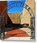 Unity In America Today Metal Print