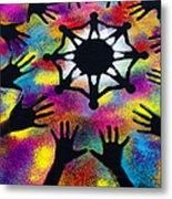 Unity Metal Print by Tim Gainey