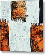 Universi No. 1  Metal Print