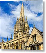 University Church Of St Mary The Virgin Metal Print