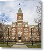 University Hall Ohio State University  Metal Print