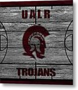 University Of Arkansas At Little Rock Trojans Metal Print