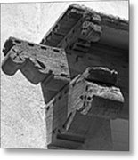 University Of New Mexico Decorative Detail Metal Print by University Icons