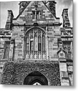University Of Sydney-black And White V4 Metal Print