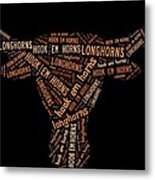 University Of Texas Metal Print
