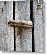 Unlock The Past Metal Print by Brenda Dorman