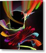 Unmanaged Complexity Metal Print