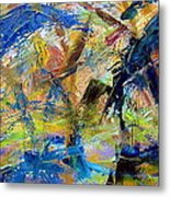 Untitled Abstract #2 Metal Print