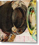 Untitled Abstract No.3 Metal Print