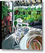 New Yorker July 30th, 2012 Metal Print