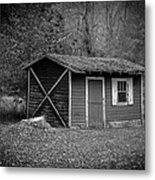 A Place In The Woods Metal Print