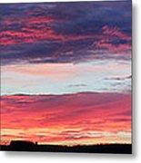 Untitled Sunset Metal Print