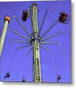 Up Up And Away 2013 - Coney Island - Brooklyn - New York Metal Print