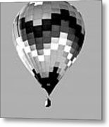 Up Up And Away In Infra Red Metal Print