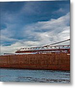 Upbound At Mission Point 2 Metal Print