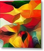 Uplifting Psychically  Metal Print