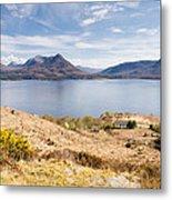 Upper Loch Torridon Metal Print