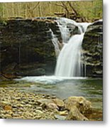Upper Twin Falls #1 Metal Print