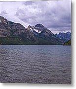 Upper Waterton Lake Metal Print