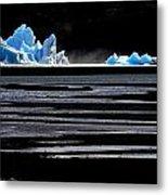 Upsala Glacier Metal Print by Arie Arik Chen