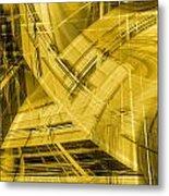 Upward Metal Print