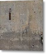 Urban Abstract Construction 1 Metal Print