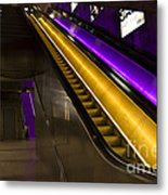 Urban Lights.. Metal Print