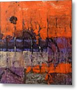 Urban Rust Metal Print
