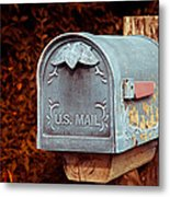 U.s. Mail Approved Metal Print