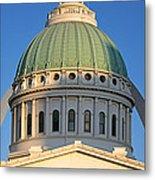 Us, Missouri, St. Louis, Courthouse Metal Print