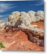 Usa, Arizona, Vermilion Cliffs National Metal Print