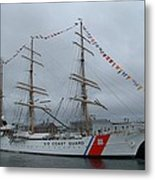 Usa Coast Guard Metal Print