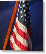 Usa Flags 08 Metal Print