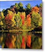Usa, New Hampshire, Moultonborough Metal Print