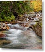 Usa, New Hampshire, White Mountains Metal Print