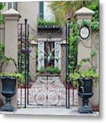 Usa, Sc, Charleston, Historic District Metal Print