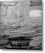 Used Car Abstract I Metal Print by Dean Harte