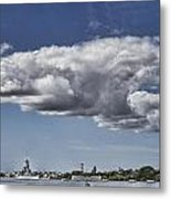 Uss Arizona Memorial-pearl Harbor V2 Metal Print