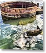 Uss Arizona Memorial- Pearl Harbor V7 Metal Print