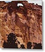 Utah Arch Metal Print