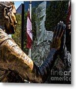 Utah Freedom Memorial Metal Print