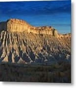 Utah Outback 40 Panoramic Metal Print