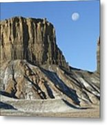 Utah Outback 41 Panoramic Metal Print