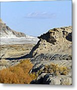 Utah Outback 42 Panoramic Metal Print
