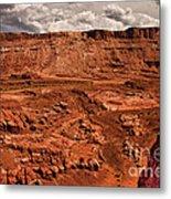Utah Rocks Metal Print